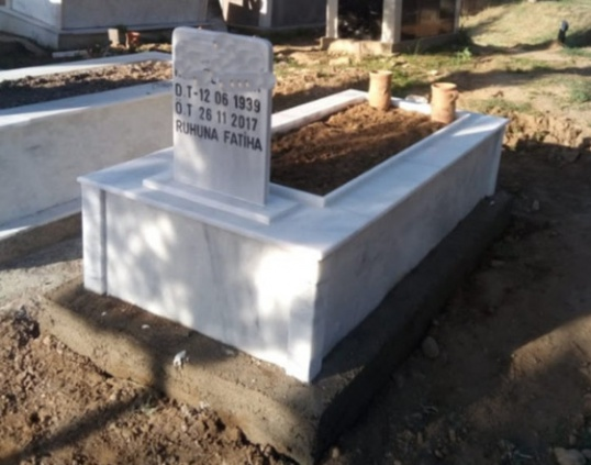 Mezar Yapımı